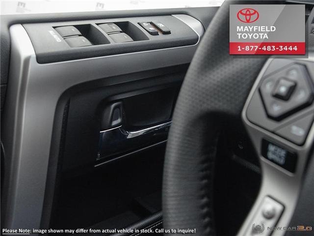 2019 Toyota 4Runner SR5 (Stk: 196957) in Edmonton - Image 17 of 24