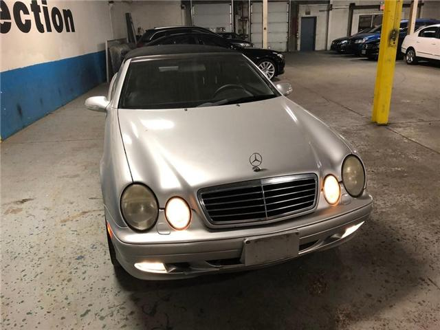 2001 Mercedes-Benz CLK-Class Base (Stk: 11829) in Toronto - Image 5 of 17