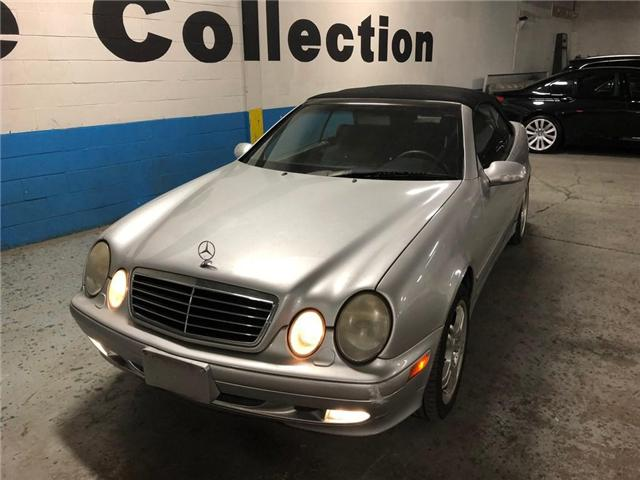 2001 Mercedes-Benz CLK-Class Base (Stk: 11829) in Toronto - Image 6 of 17