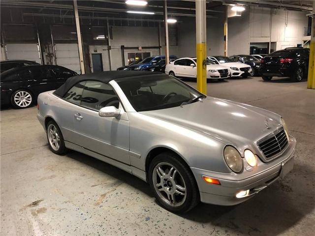 2001 Mercedes-Benz CLK-Class Base (Stk: 11829) in Toronto - Image 7 of 17