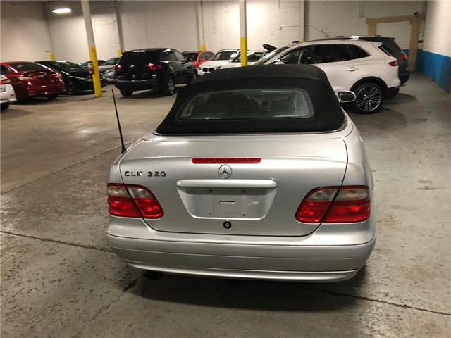 2001 Mercedes-Benz CLK-Class Base (Stk: 11829) in Toronto - Image 9 of 17
