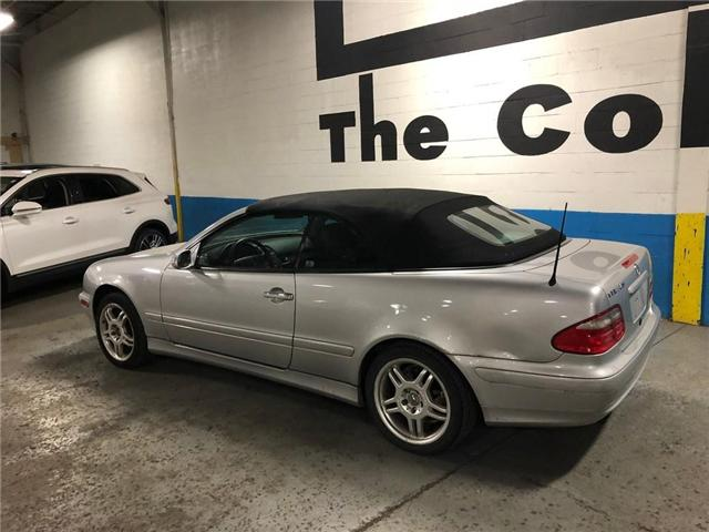 2001 Mercedes-Benz CLK-Class Base (Stk: 11829) in Toronto - Image 11 of 17