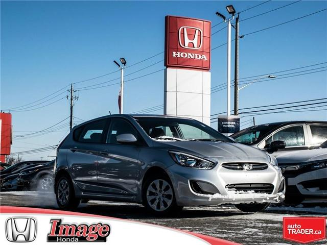 2017 Hyundai Accent  (Stk: OE4268) in Hamilton - Image 1 of 17