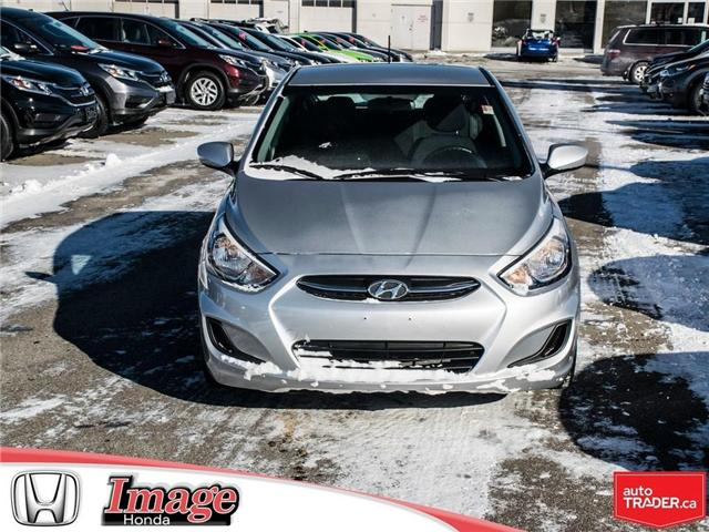 2017 Hyundai Accent  (Stk: OE4268) in Hamilton - Image 2 of 17