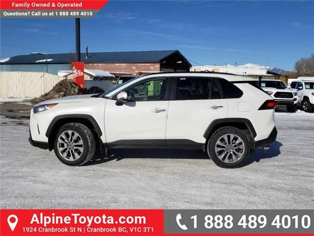 2019 Toyota RAV4 Limited (Stk: W019134) in Cranbrook - Image 2 of 18