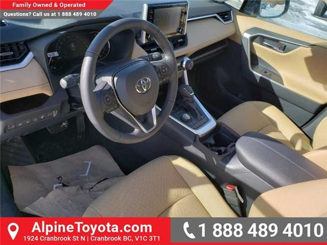 2019 Toyota RAV4 Limited (Stk: W019134) in Cranbrook - Image 9 of 18