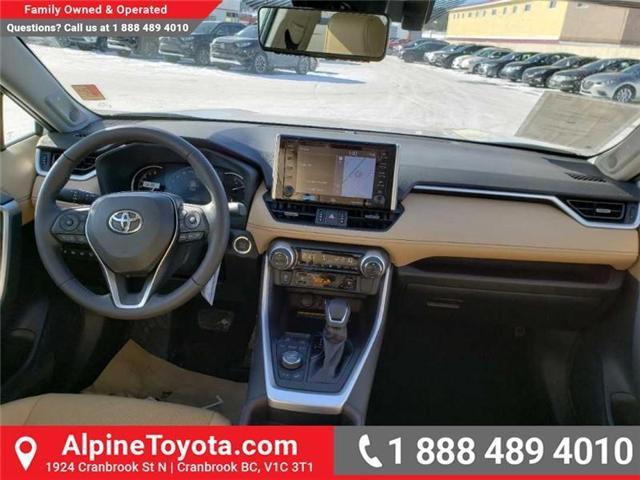 2019 Toyota RAV4 Limited (Stk: W019134) in Cranbrook - Image 10 of 18