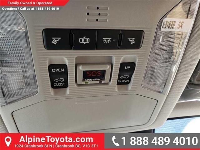 2019 Toyota RAV4 Limited (Stk: W019134) in Cranbrook - Image 16 of 18