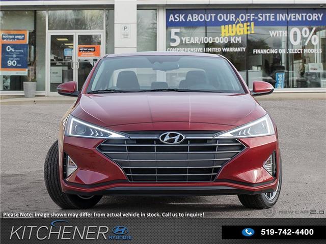 2019 Hyundai Elantra Luxury (Stk: 58707) in Kitchener - Image 2 of 23