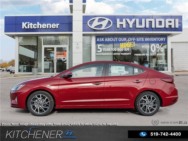 2019 Hyundai Elantra Luxury (Stk: 58707) in Kitchener - Image 3 of 23