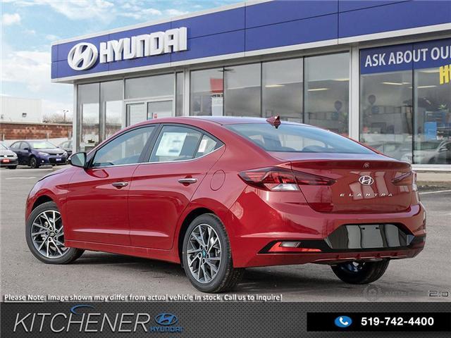 2019 Hyundai Elantra Luxury (Stk: 58707) in Kitchener - Image 4 of 23