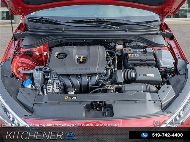 2019 Hyundai Elantra Luxury (Stk: 58707) in Kitchener - Image 6 of 23