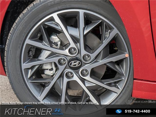 2019 Hyundai Elantra Luxury (Stk: 58707) in Kitchener - Image 8 of 23