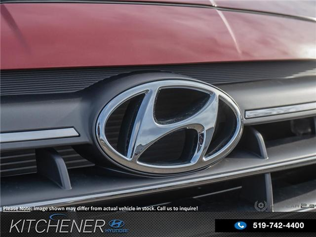 2019 Hyundai Elantra Luxury (Stk: 58707) in Kitchener - Image 9 of 23
