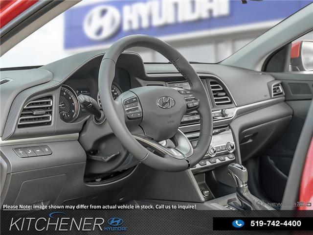 2019 Hyundai Elantra Luxury (Stk: 58707) in Kitchener - Image 12 of 23