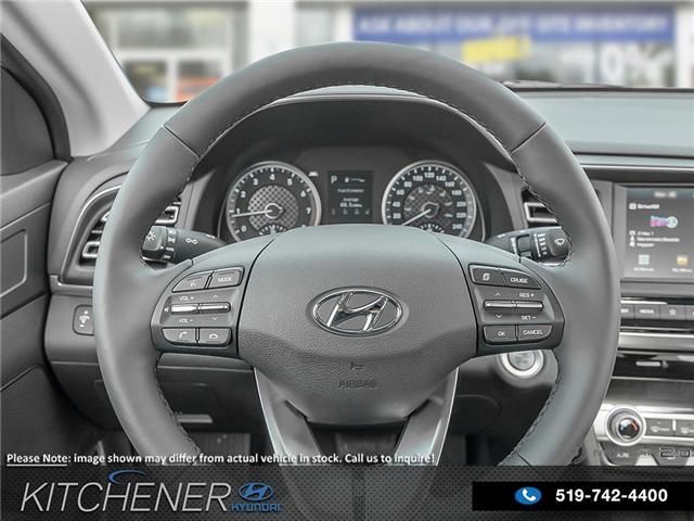 2019 Hyundai Elantra Luxury (Stk: 58707) in Kitchener - Image 13 of 23