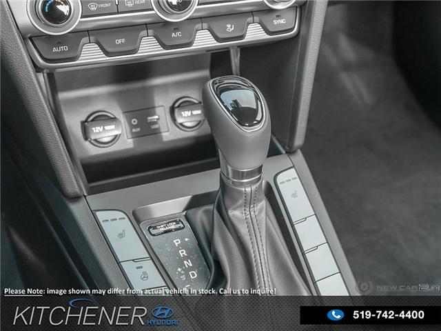2019 Hyundai Elantra Luxury (Stk: 58707) in Kitchener - Image 17 of 23