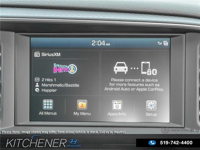 2019 Hyundai Elantra Luxury (Stk: 58707) in Kitchener - Image 18 of 23