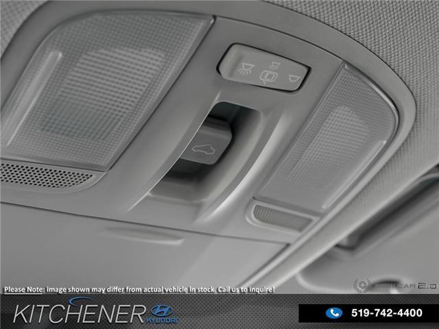 2019 Hyundai Elantra Luxury (Stk: 58707) in Kitchener - Image 19 of 23