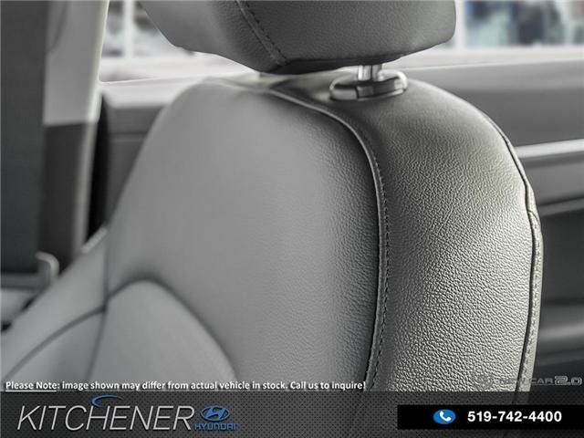 2019 Hyundai Elantra Luxury (Stk: 58707) in Kitchener - Image 20 of 23