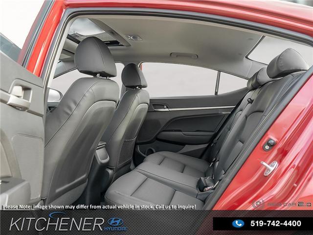 2019 Hyundai Elantra Luxury (Stk: 58707) in Kitchener - Image 21 of 23