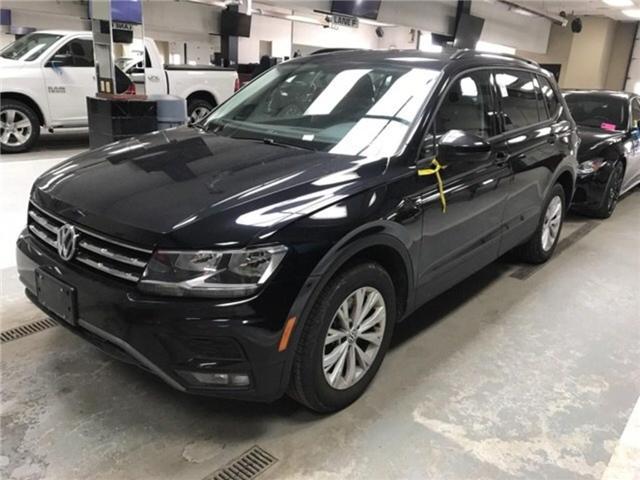 2018 Volkswagen Tiguan Trendline (Stk: 3677DO) in Thunder Bay - Image 1 of 1