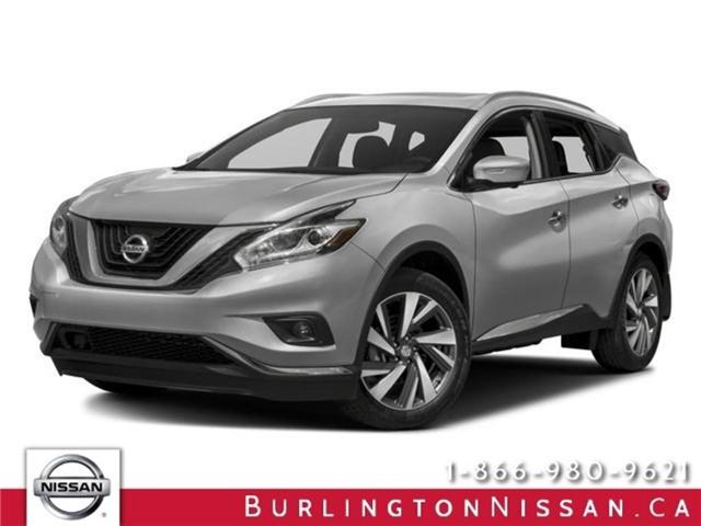 2016 Nissan Murano Platinum (Stk: A6629) in Burlington - Image 1 of 20