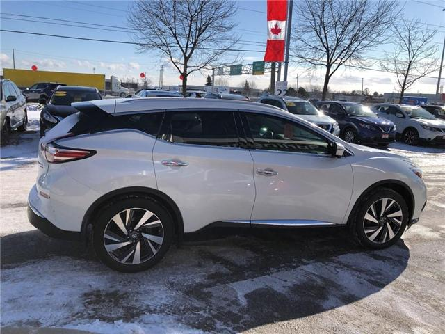 2016 Nissan Murano Platinum (Stk: A6629) in Burlington - Image 6 of 20