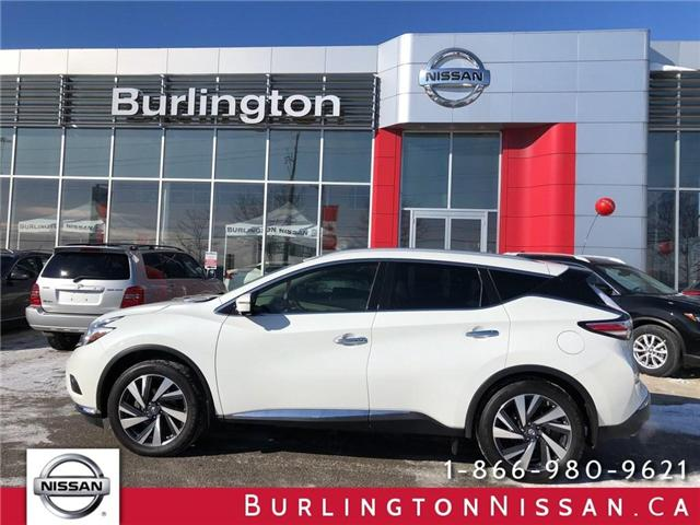 2016 Nissan Murano Platinum (Stk: A6629) in Burlington - Image 20 of 20