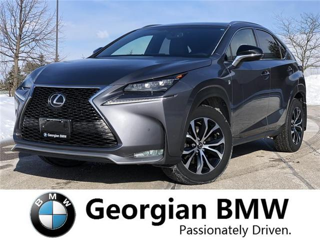 2015 Lexus NX 200t Base (Stk: B18444T1) in Barrie - Image 1 of 20