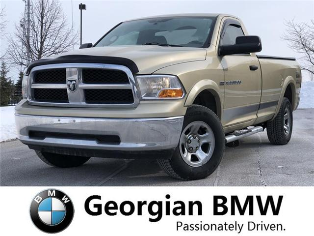 2011 Dodge Ram 1500  (Stk: P1336-1) in Barrie - Image 1 of 8