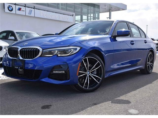 2019 BMW 330i xDrive (Stk: 9J78269) in Brampton - Image 1 of 12