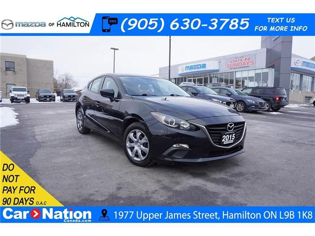 2015 Mazda Mazda3 GX (Stk: HN1823A) in Hamilton - Image 1 of 30