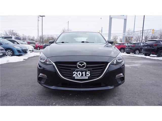 2015 Mazda Mazda3 GX (Stk: HN1823A) in Hamilton - Image 3 of 30