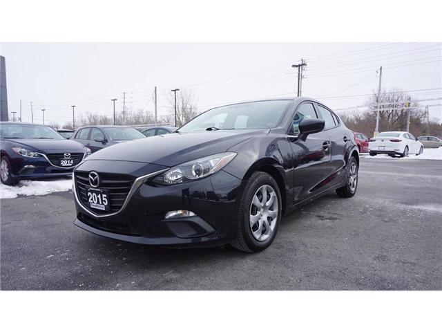 2015 Mazda Mazda3 GX (Stk: HN1823A) in Hamilton - Image 10 of 30