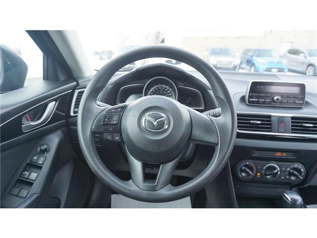 2015 Mazda Mazda3 GX (Stk: HN1823A) in Hamilton - Image 28 of 30