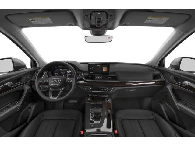 2019 Audi Q5 45 Technik (Stk: N5140) in Calgary - Image 5 of 9