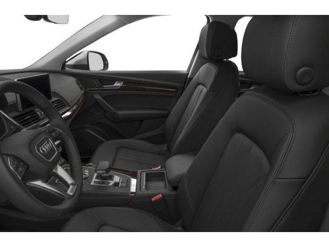 2019 Audi Q5 45 Technik (Stk: N5140) in Calgary - Image 6 of 9