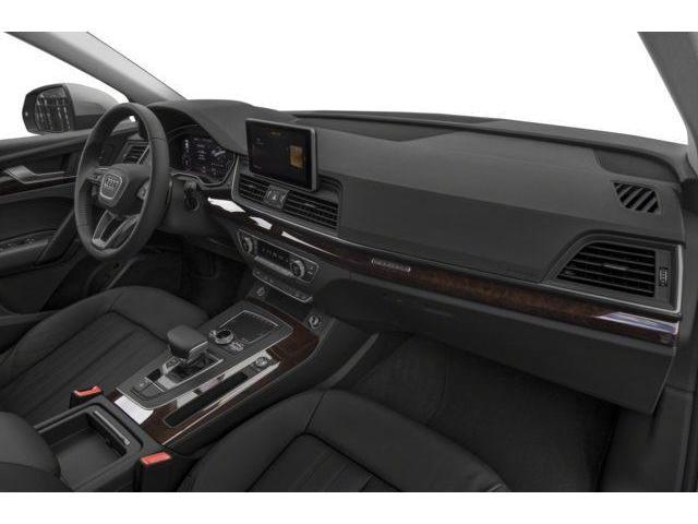 2019 Audi Q5 45 Technik (Stk: N5140) in Calgary - Image 9 of 9