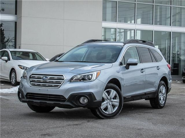 2016 Subaru Outback 2.5i (Stk: 19-1042A) in Ajax - Image 1 of 25