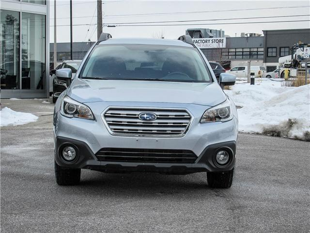 2016 Subaru Outback 2.5i (Stk: 19-1042A) in Ajax - Image 2 of 25