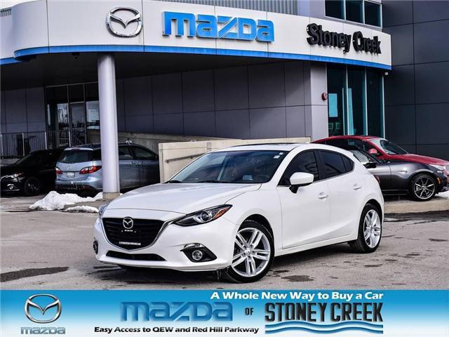 2016 Mazda Mazda3 GT (Stk: SN1123A) in Hamilton - Image 1 of 23