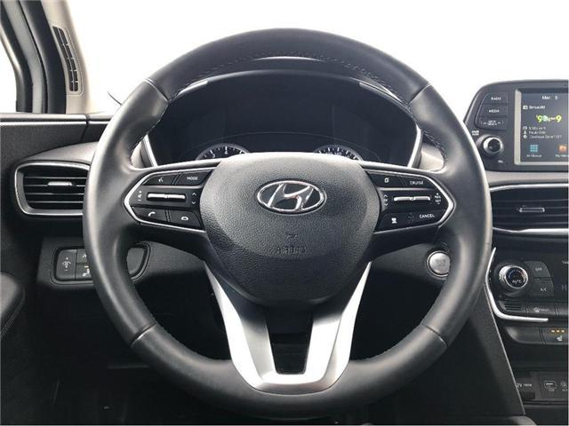 2019 Hyundai Santa Fe Preferred 2.4 (Stk: H11720) in Peterborough - Image 13 of 22