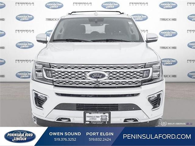 2019 Ford Expedition Max Platinum (Stk: 19EP01) in Owen Sound - Image 2 of 24