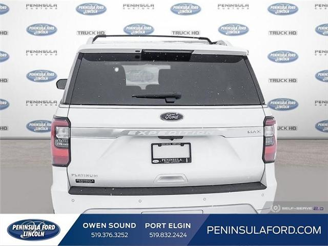 2019 Ford Expedition Max Platinum (Stk: 19EP01) in Owen Sound - Image 5 of 24