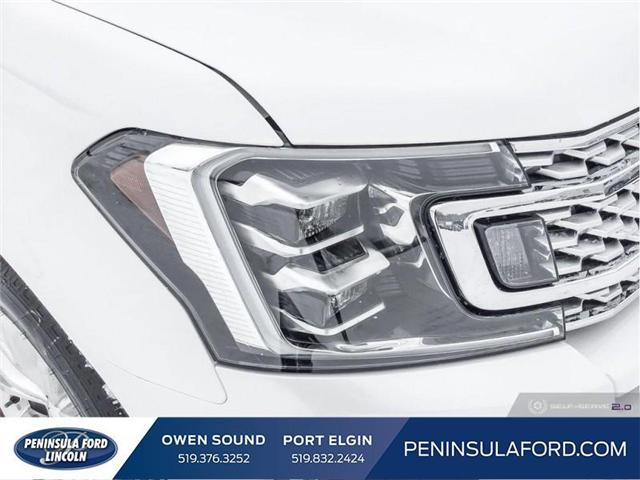 2019 Ford Expedition Max Platinum (Stk: 19EP01) in Owen Sound - Image 8 of 24