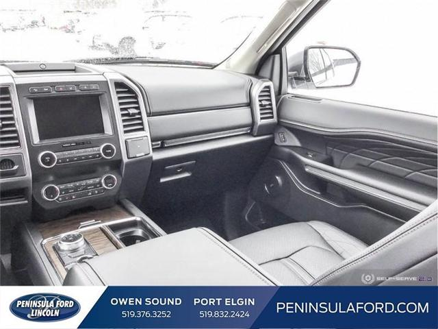 2019 Ford Expedition Max Platinum (Stk: 19EP01) in Owen Sound - Image 24 of 24