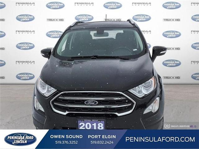 2018 Ford EcoSport Titanium (Stk: 1697) in Owen Sound - Image 2 of 24