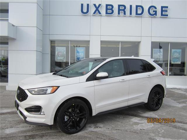 2019 Ford Edge ST (Stk: IED8762) in Uxbridge - Image 1 of 4