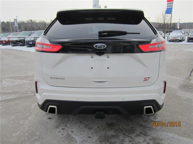 2019 Ford Edge ST (Stk: IED8762) in Uxbridge - Image 2 of 4